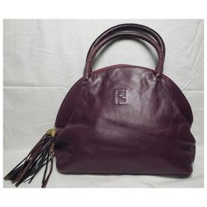 Authentic Preowned Fendi Satchel